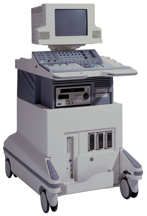 ultrasonography machine